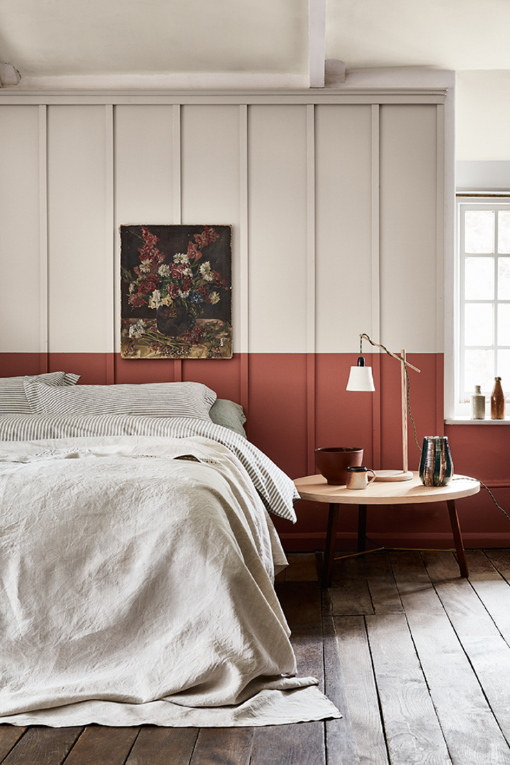 tuscan-red-french-grey-bedroom